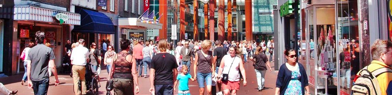 Schoenenwinkels Eindhoven